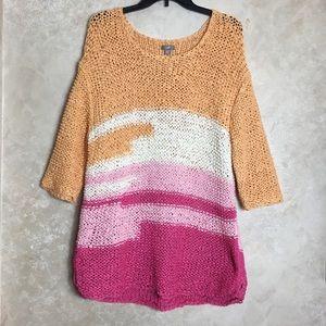J. Jill Tunic Sweater Size XL